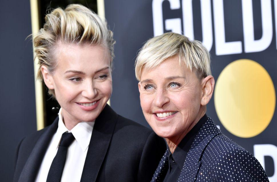 Ellen DeGeneres and Portia de Rossi Paid $49 Million for a Palatial Montecito Estate