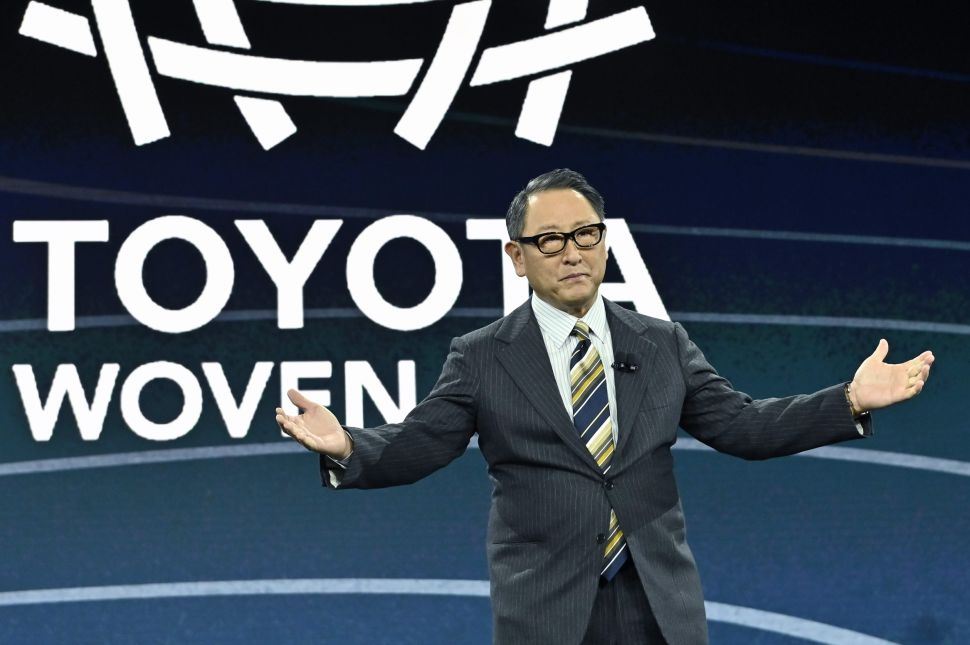 Toyota Boss Warns That The Electric Vehicle Shift May Cause Big Problems