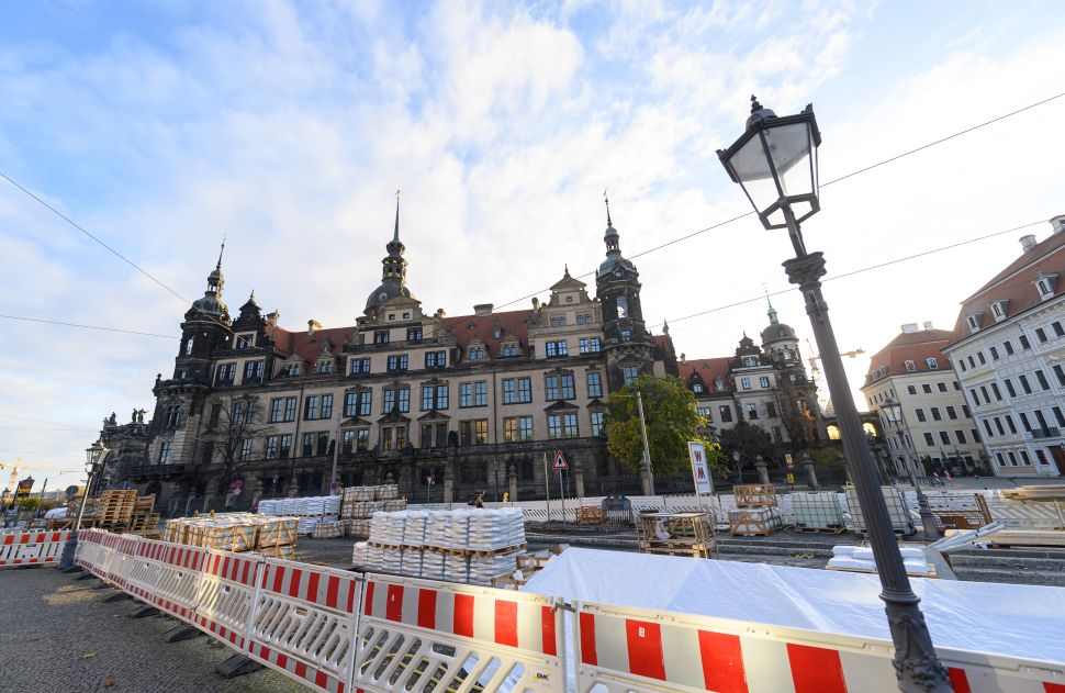 A New Suspect in Dresden Jewel Heist Has Connections to a Prolific Criminal Family