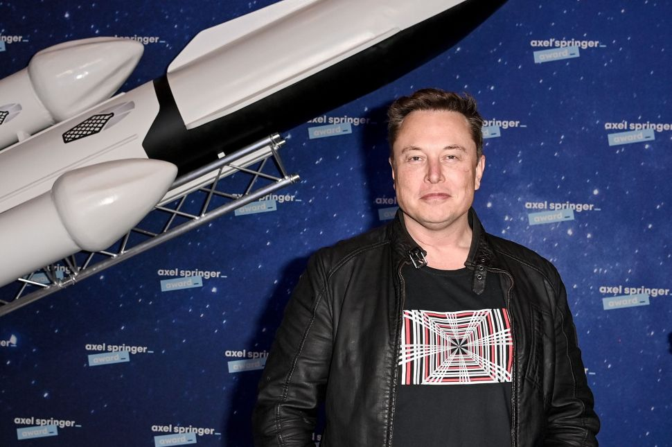 How Elon Musk Became the New Space Age's Leading Entrepreneur