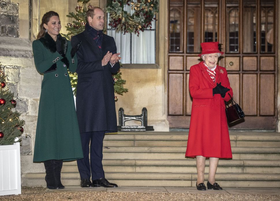 Queen Elizabeth Has Big Plans for the Royal Family Next Year