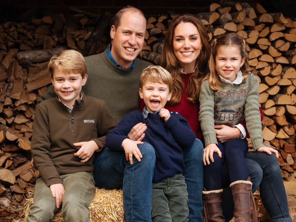 Prince William and Kate Get to Take a Break from Homeschooling Duties Next Week