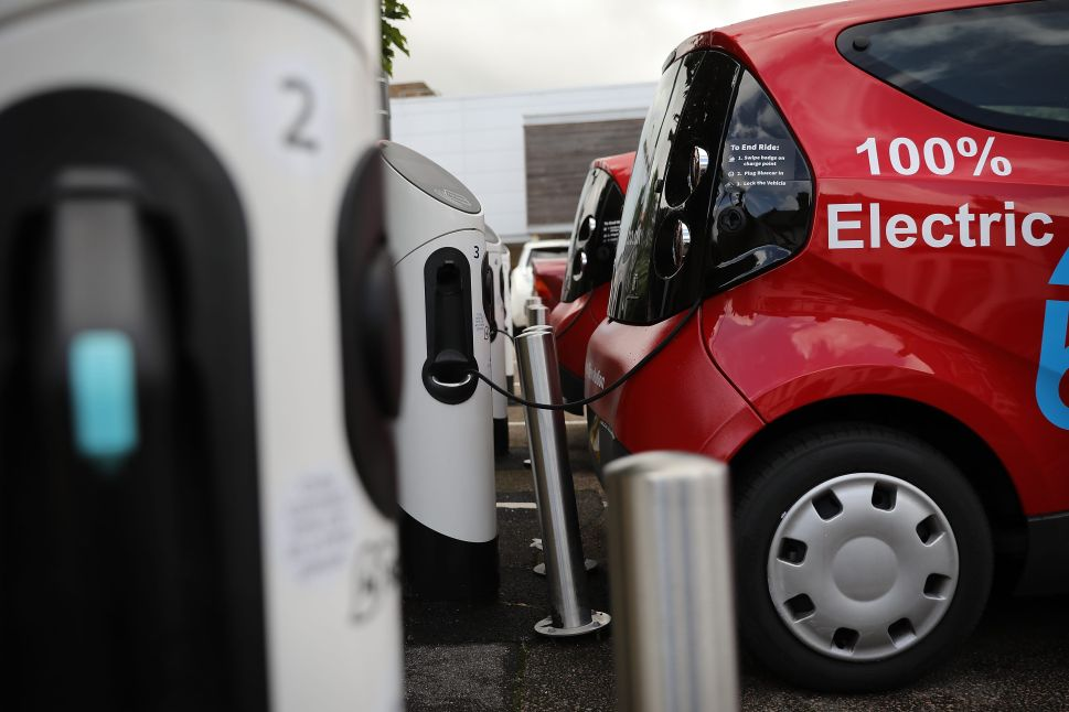 Is the UK's Electric Car Game Charging Ahead of the United States?