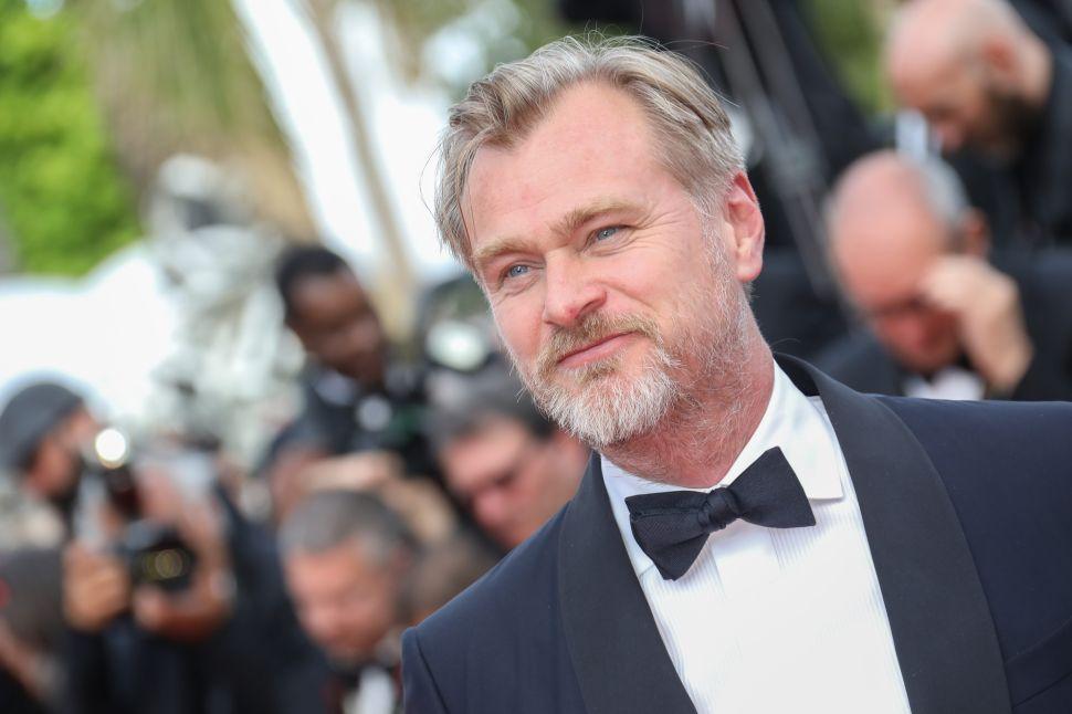 Christopher Nolan and Warner Bros. Aren't Breaking Up Just Yet