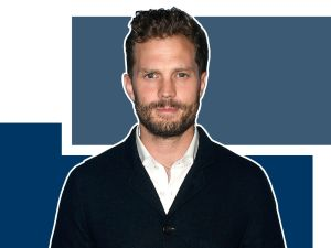 Jamie Dornan, star of Wild Mountain Thyme