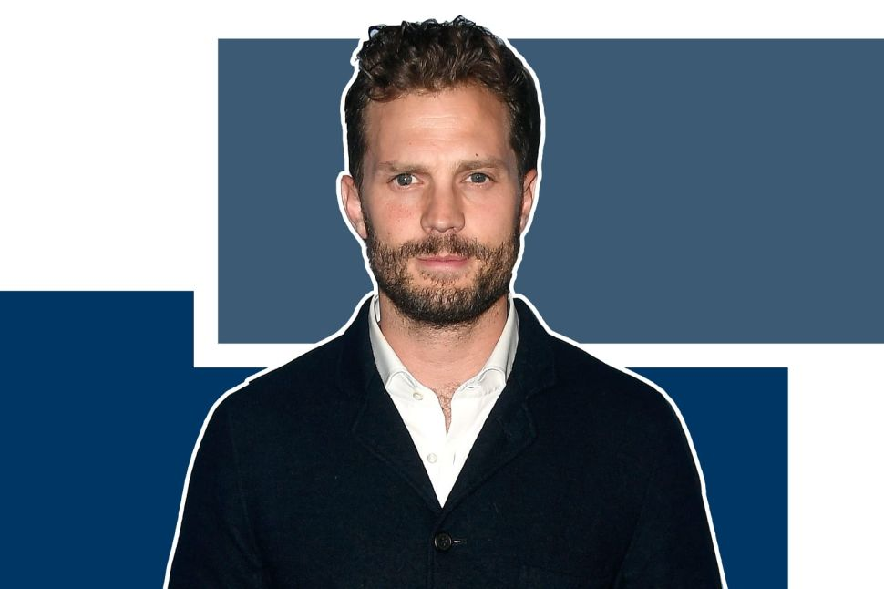 """Jamie Dornan Says Drinking Emily Blunt's """"Acting Juice"""" Felt Almost Like a Heart Attack"""
