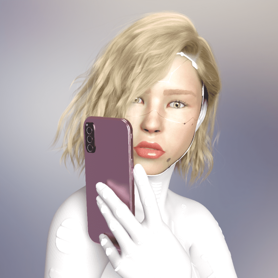Isabelle Udo's Augmented Reality Art Takes Over Miami With Digital Art Month