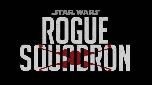 Star Wars Rogue Squadron Patty Jenkins