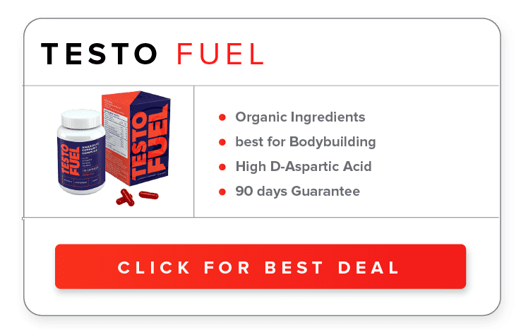TestoFuel natural testosterone supplement