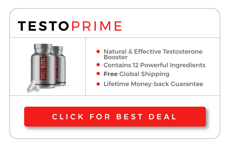 Testosterone what best in booster the is market the The 7