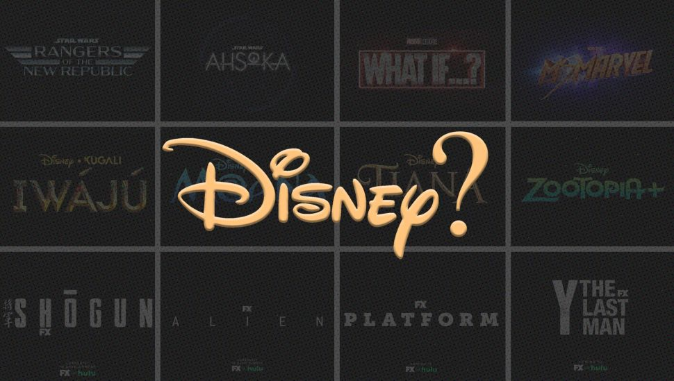 The Key to Disney's Strategy Was Hidden in Its Flood of Announcements