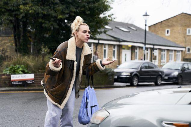 Billie Piper as Suzie in I Hate Suzie