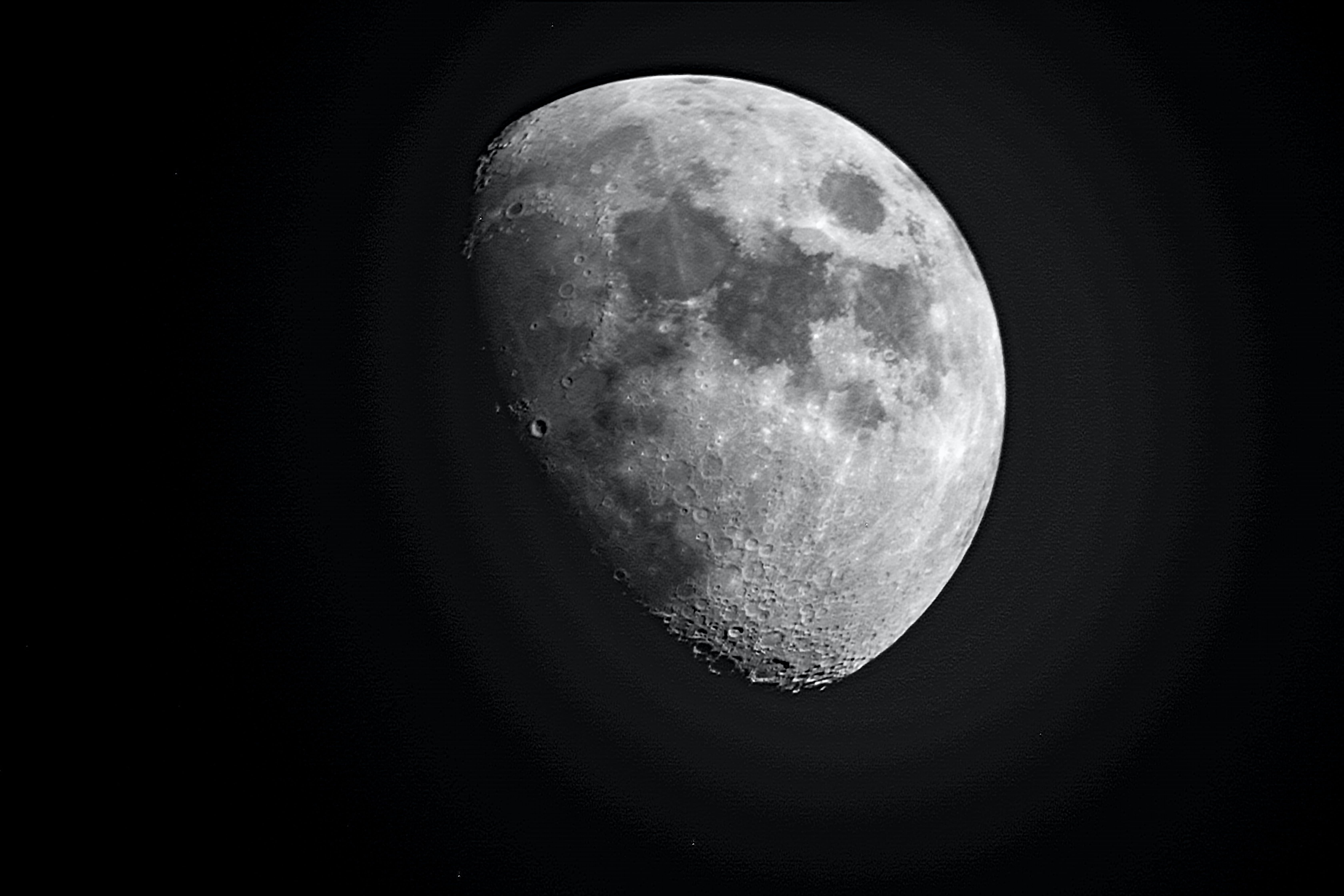 Undiscovered Moon Craters Discovered by Top AI Program