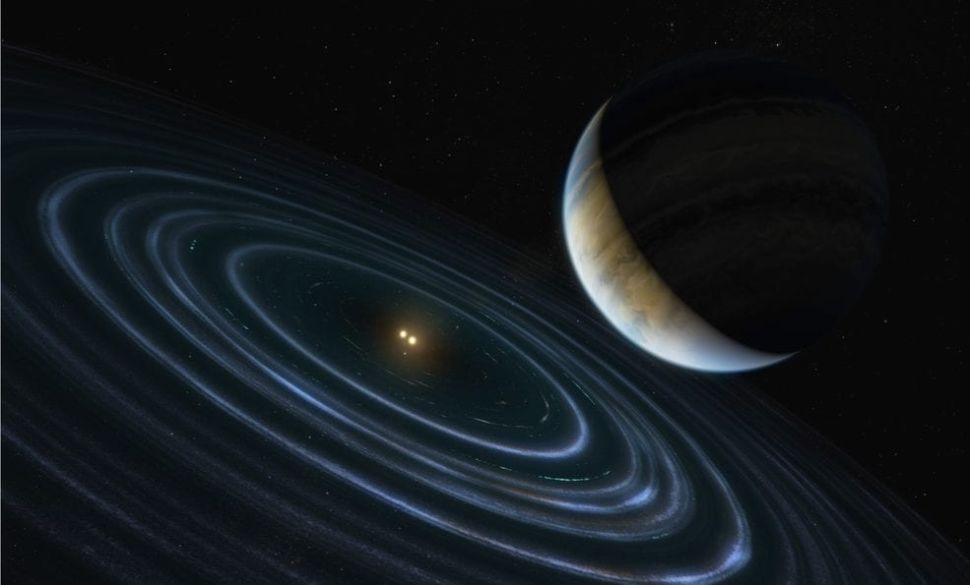 Hubble Space Telescope Discovers Clues to 'Planet Nine' From a Distant Exoplanet