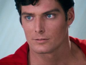 Christopher Reeve as Superman in Superman 2