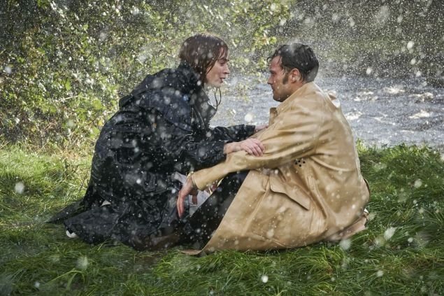 Wild Mountain Thyme stars Emily Blunt and Jamie Dornan
