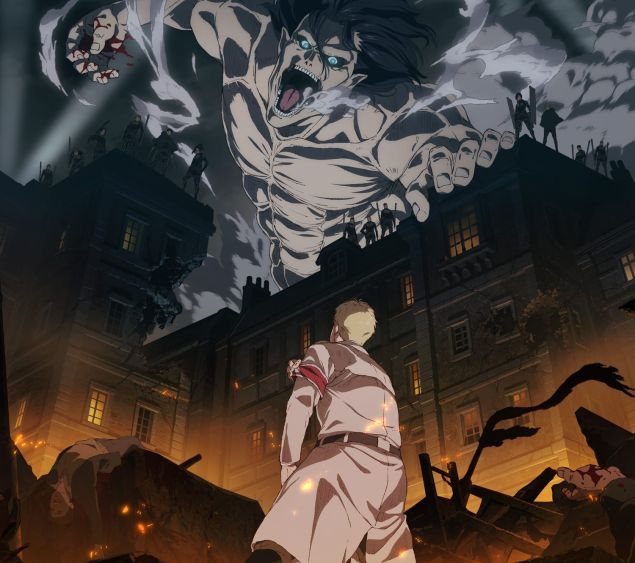 Attack On Titan S True Themes Are Finally Coming Into Focus Observer In attack on titan season 3 episode 21, grisha tells kruger (eren dad) he said complete your mission to save mikasa and armin, but why answered 7 months ago · author has 3.3k answers and 3.7m answer views. attack on titan s true themes are