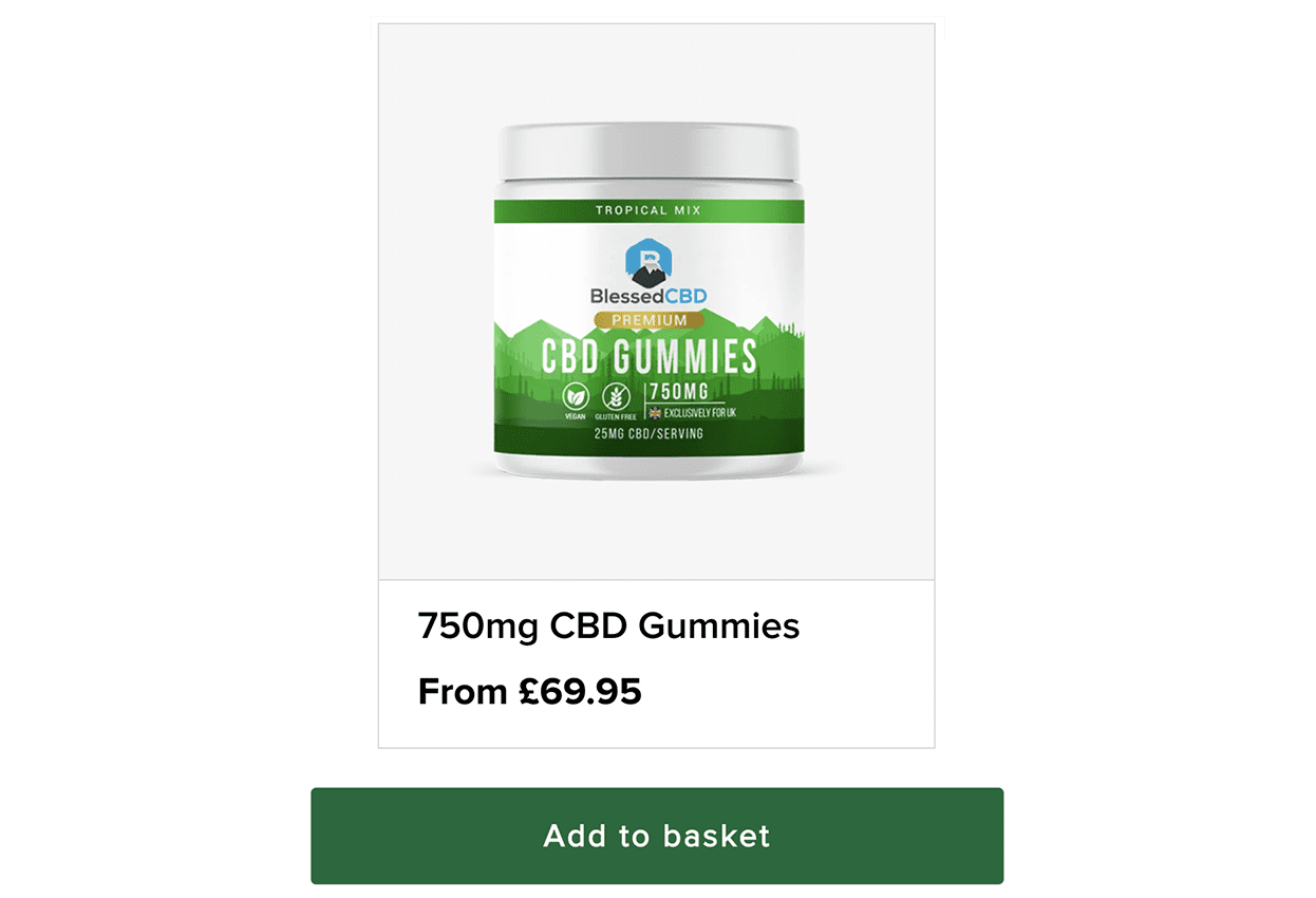 Buy CBD Gummies UK
