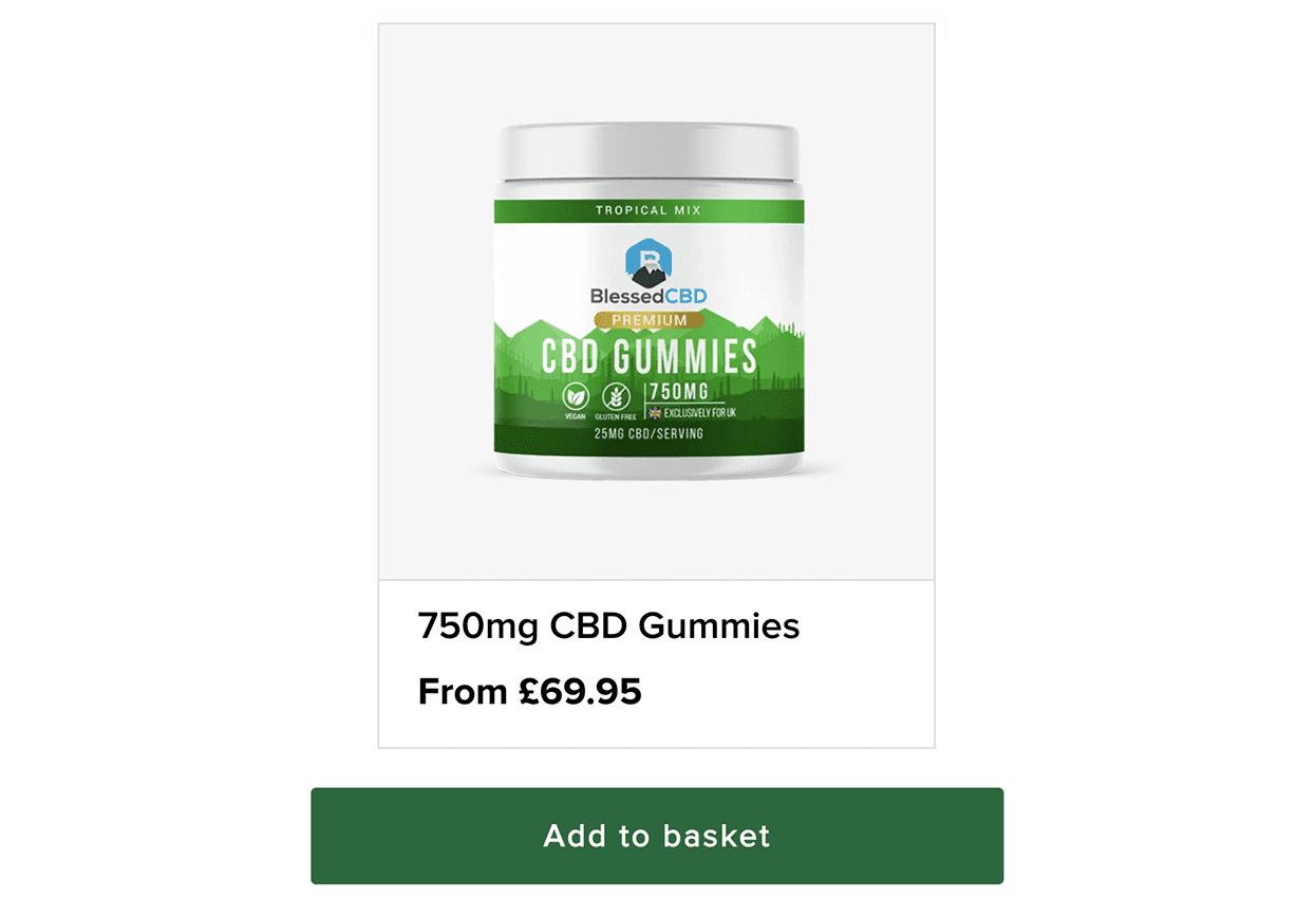 Buy CBD Gummies UK