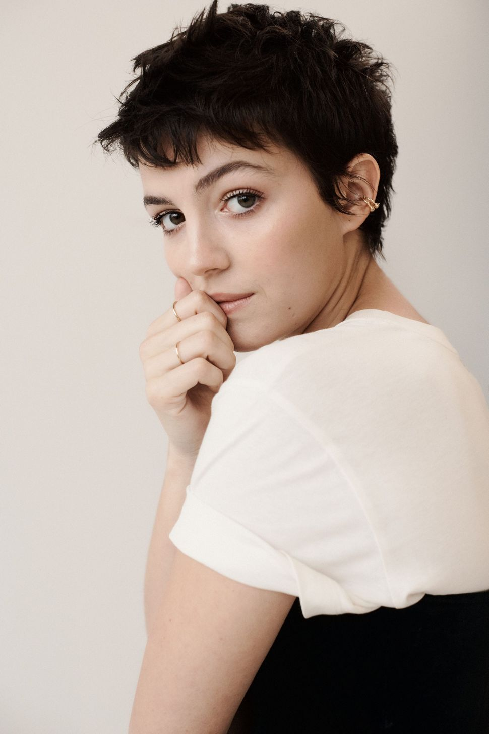 Ella Hunt Feels the Tension of 'Dickinson' as Much as You Do