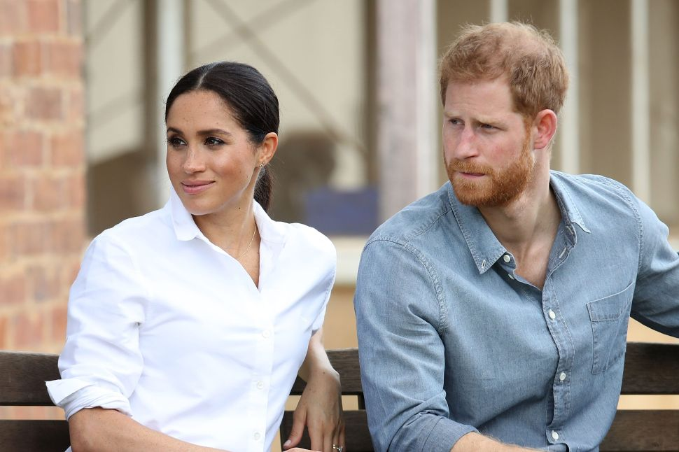 Prince Harry and Meghan Felt Lonely During Their Move to California Last Year