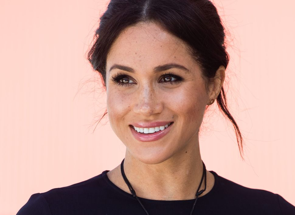 Meghan Markle Leaned on Her Rescue Pups for Support Over the Past Year
