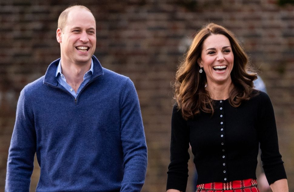 Prince William and Kate Are Staying Very Involved With Homeschooling Their Children