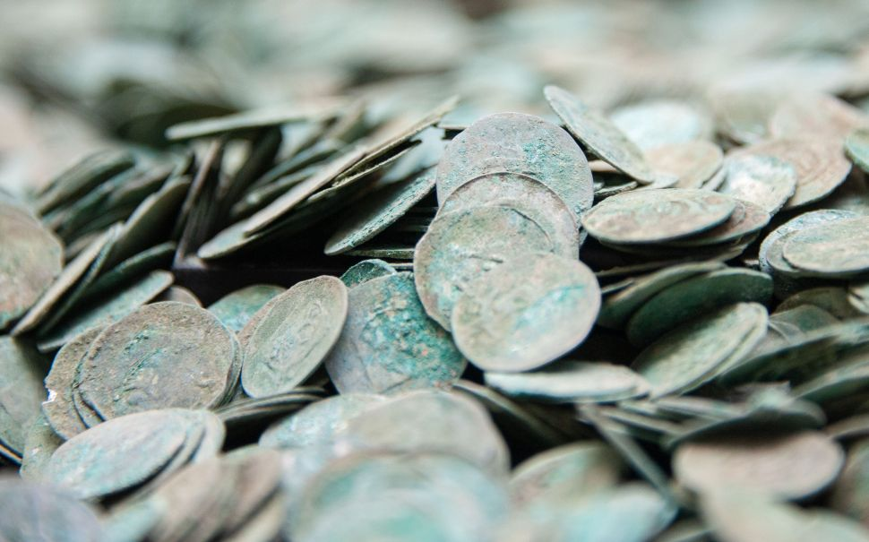 6,500 Silver Coins Centuries-Old Have Been Uncovered in a Polish Village