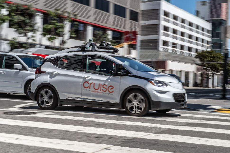 Microsoft Doubles Down On Self-Driving Cars With a Big GM Partnership