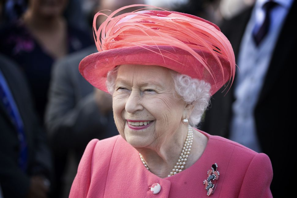 Queen Elizabeth Just Canceled All of the Royal Garden Parties This Year