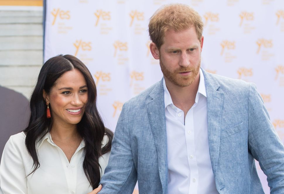 Prince Harry and Meghan Markle Aren't Finished With Social Media Forever