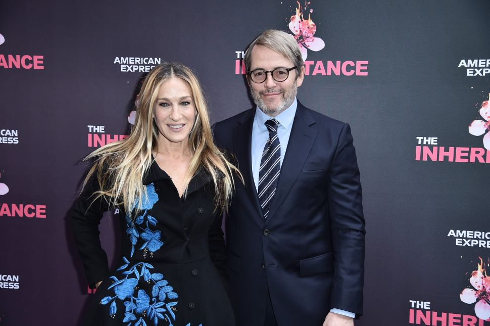 Sarah Jessica Parker and Matthew Broderick Sell West Village Townhouse for $15 Million