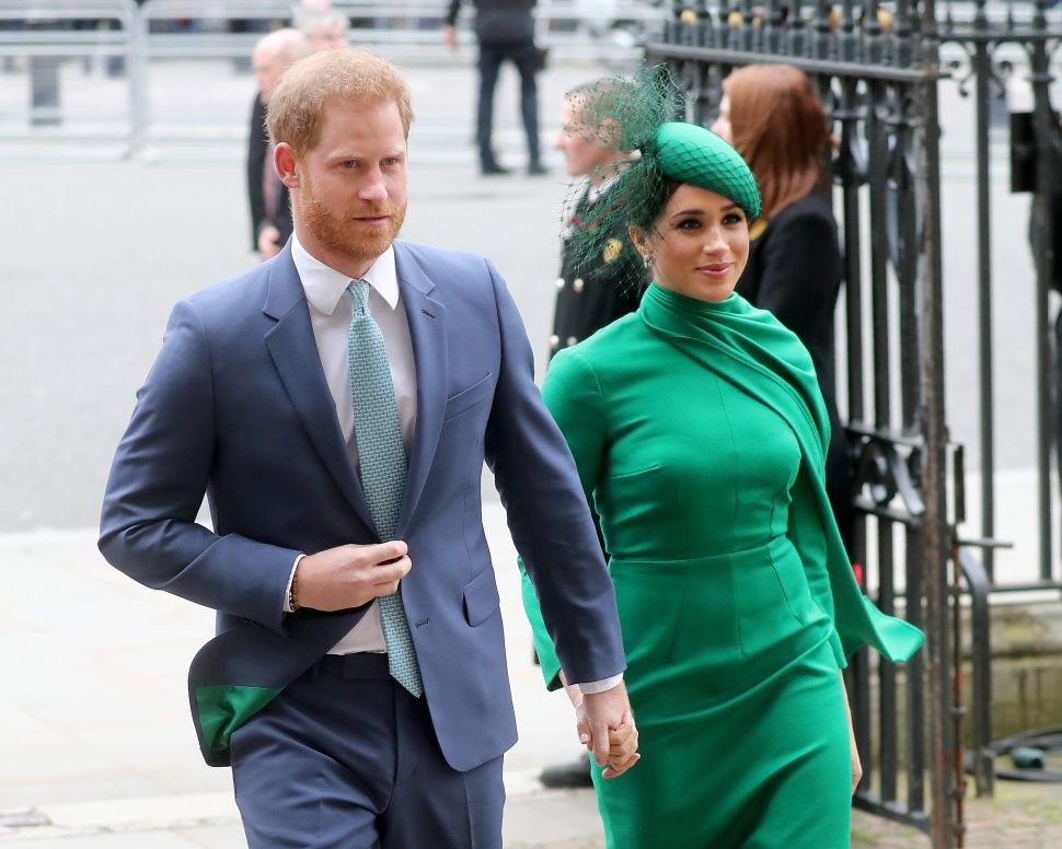 Prince Harry and Meghan Will Reunite With the Royals in London This Summer