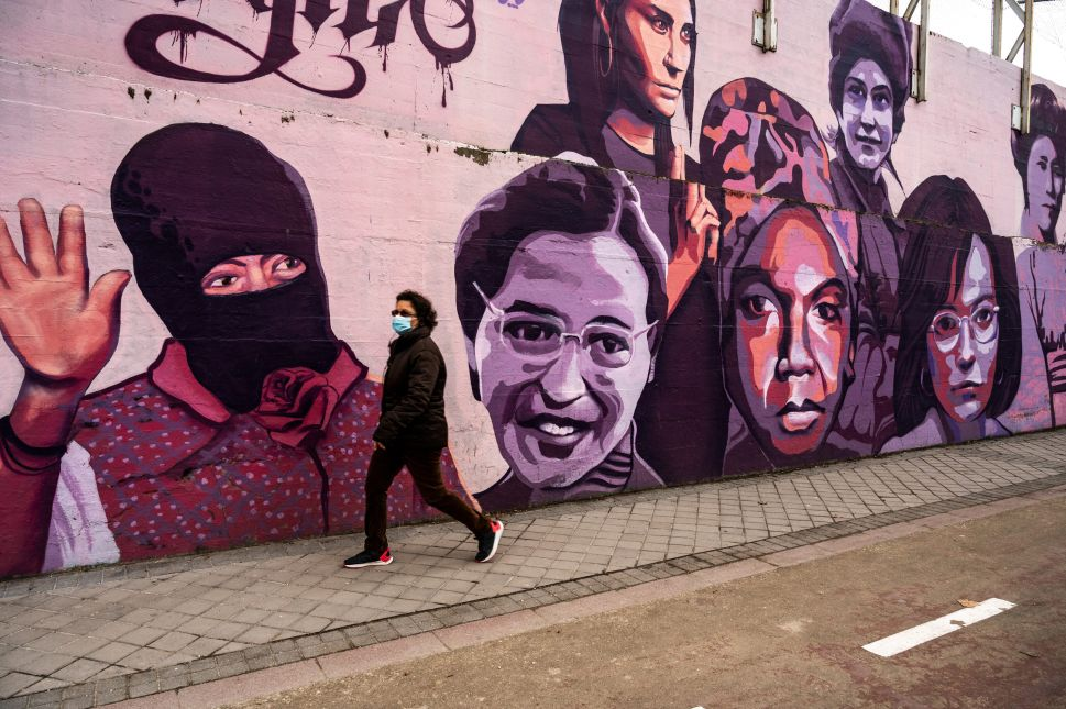 A Feminist Mural in Madrid Will Remain in Place, Despite the Efforts of the Far Right