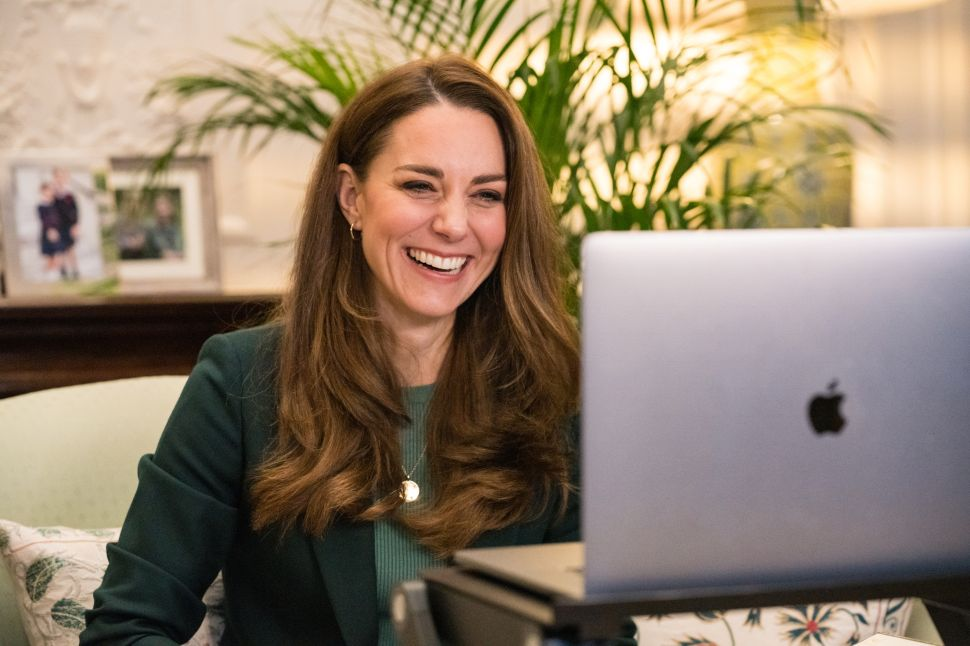 Kate Middleton Opened Up About the Challenges of Home Life During Lockdown