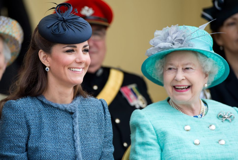 Kate Middleton Has a Special Direct Line to Chat With Queen Elizabeth