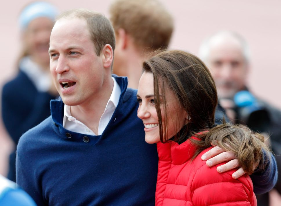 Prince William and Kate Middleton Are So Happy With Their New Puppy