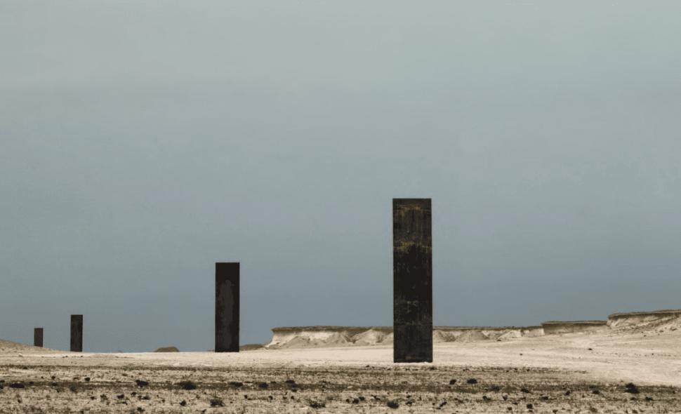 Richard Serra's Repeatedly-Vandalized Qatar Work Has Been Damaged Again