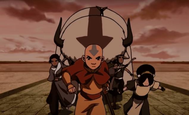 Avatar Last Airbender Korra Paramount+