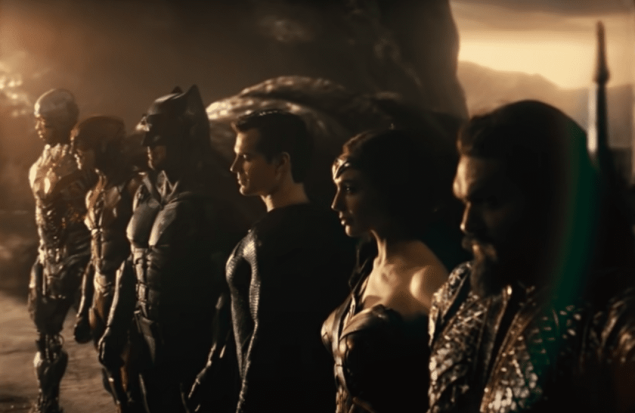 HBO Max Justice League Zack Snyder