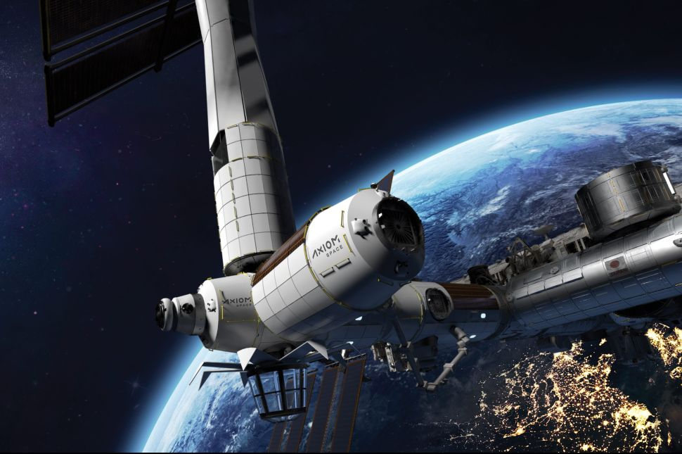 This Startup Plans to Build a Space Hotel and Replace the International Space Station