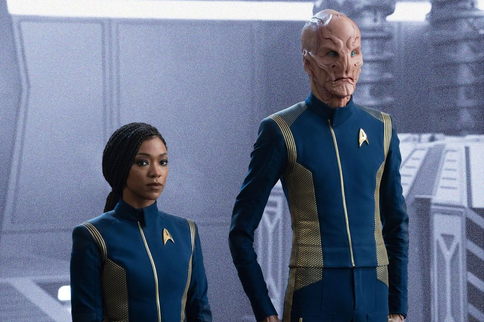 'Star Trek: Discovery' Is Even More Relevant Post-Trump