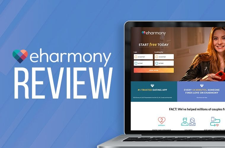 eHarmony Review: We Tested eHarmony.com to See How Well it Works