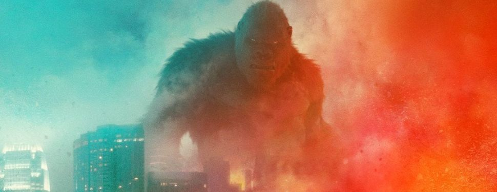 Godzilla vs Kong Trailer HBO Max
