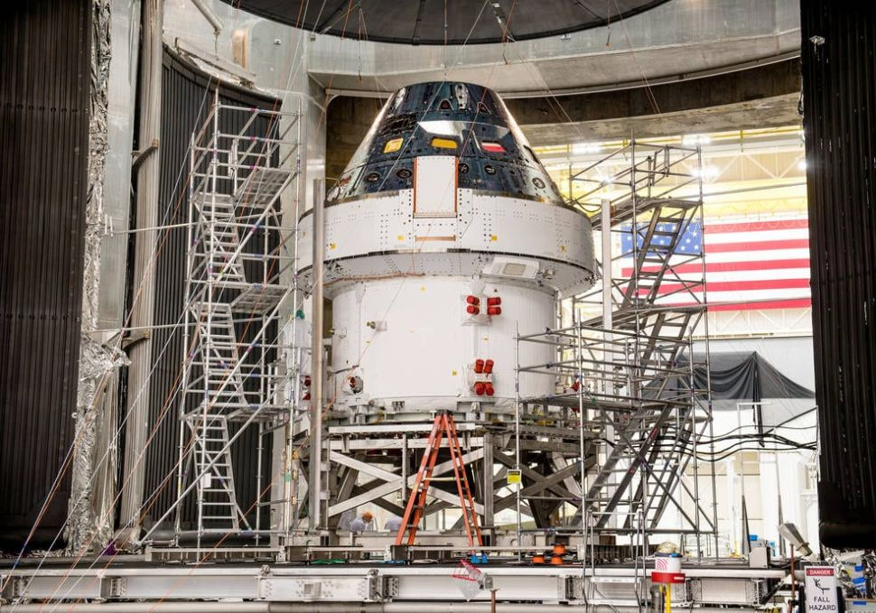 NASA Gears Up For Final Test Before First Artemis Moon Mission in 2021