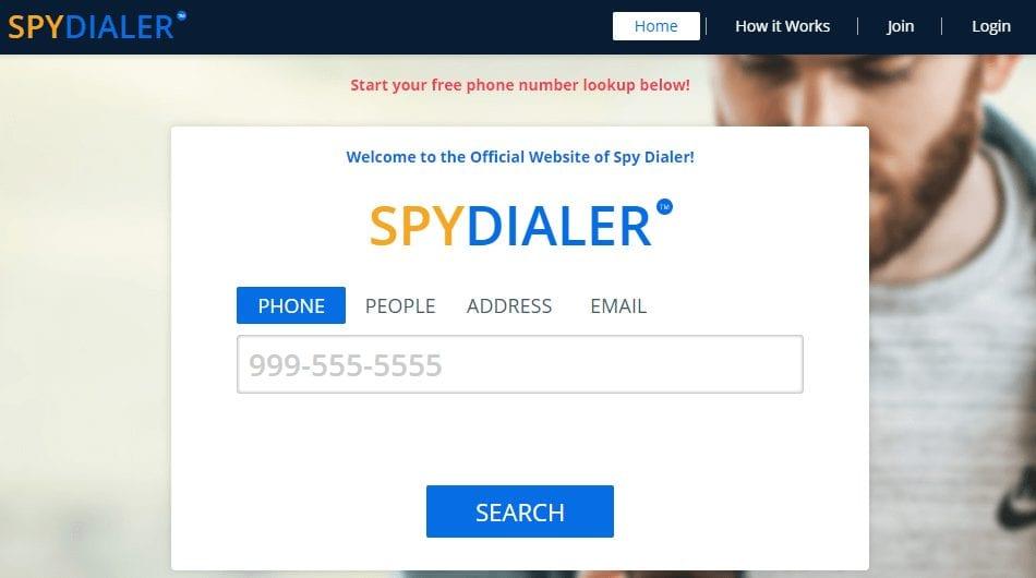 spydialer
