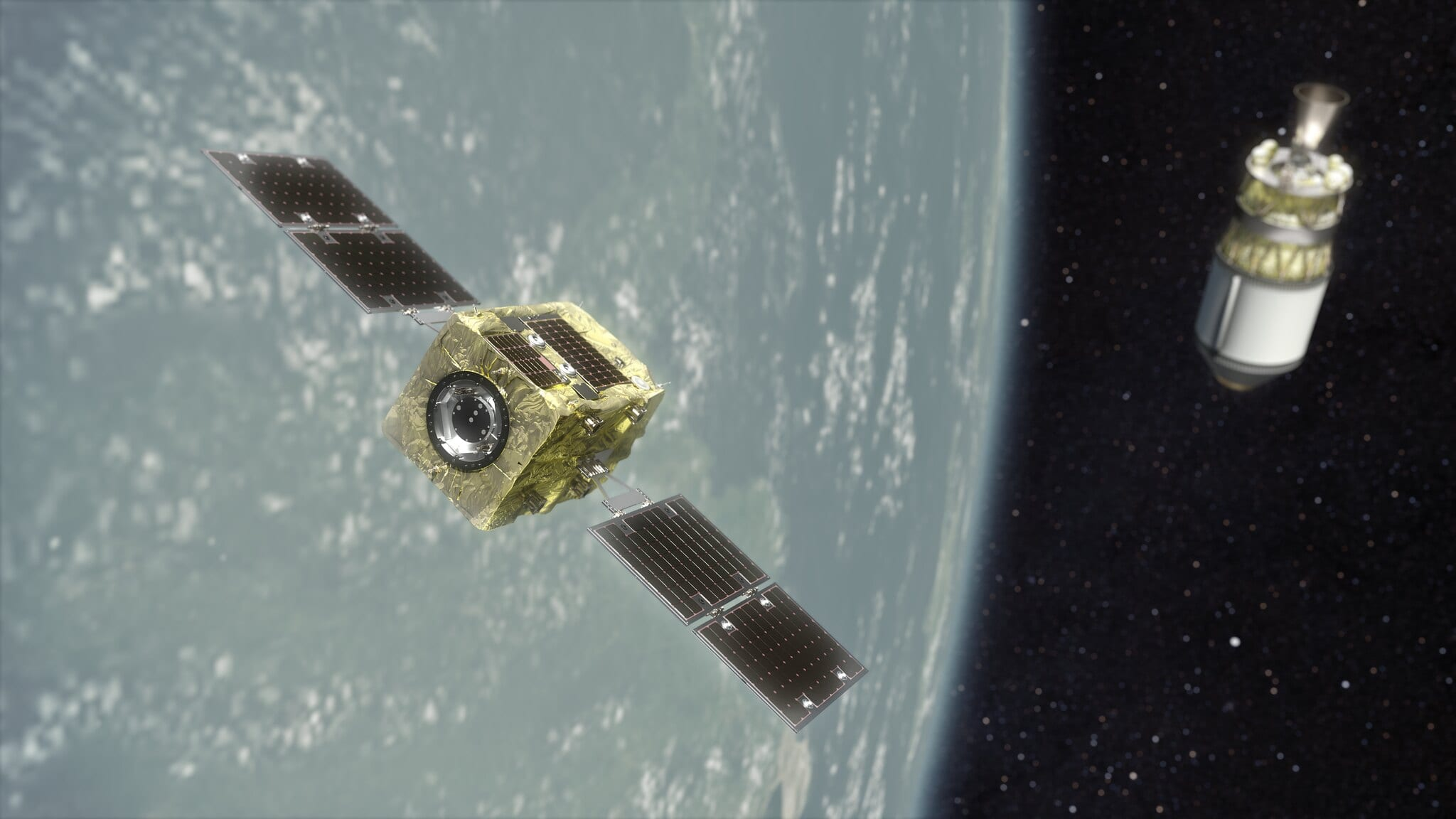 Space is Getting Very Messy With Satellites and Rockets. This Company Aims to Fix It.