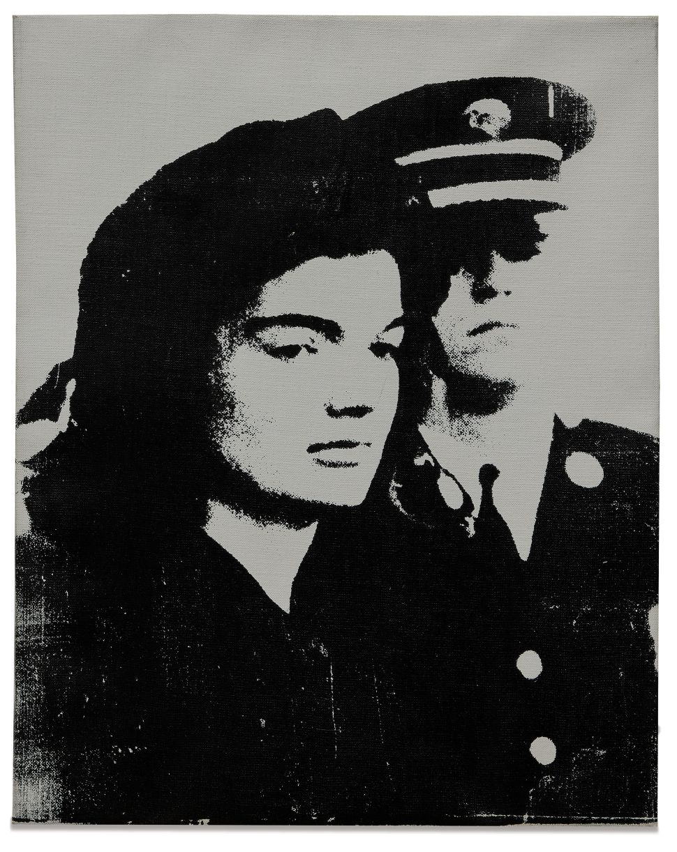 Andy Warhol's 1964 Portrait of a Grieving Jackie Kennedy Feels Appropriate for 2021
