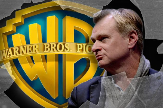 Christopher Nolan New Film