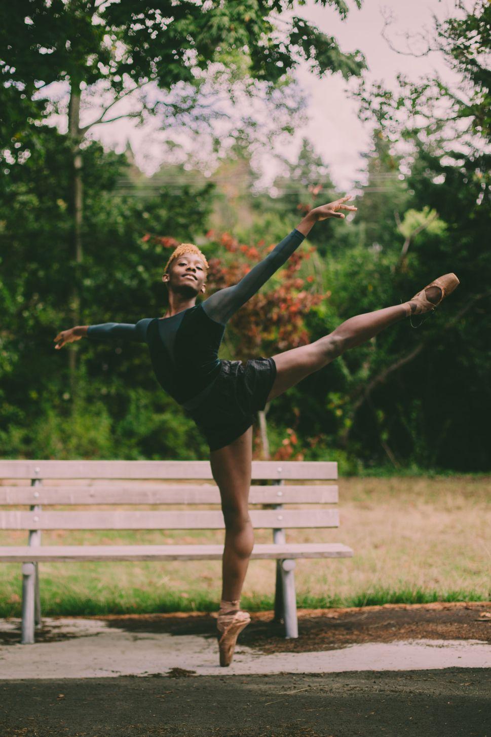 Ashton Edwards Talks Gender, Pointe Training, and Ballet's Future